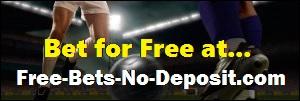 Free Bets No Deposit
